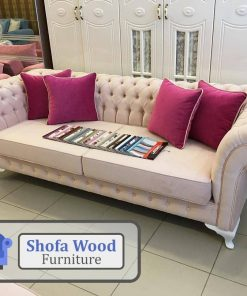 Sofa Santai Chesterfield