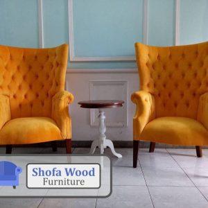 Kursi Teras Modern Sofa