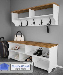 Set Rak Sepatu Modern