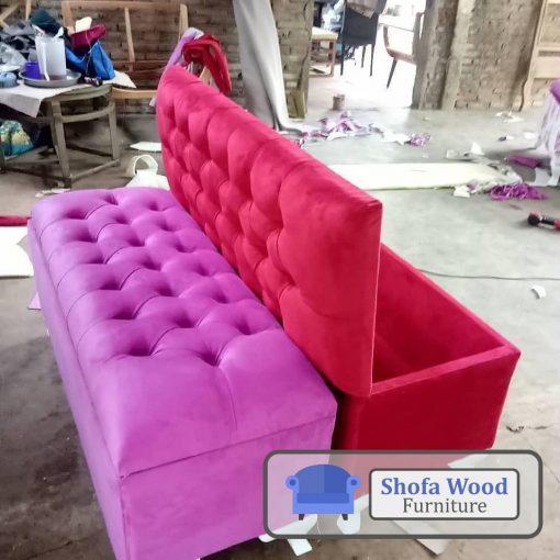 Sofa Stool Box Storage