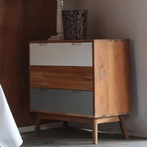 Lemari Drawer Vintage