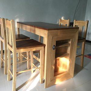 Meja Makan Minimalis Serbaguna
